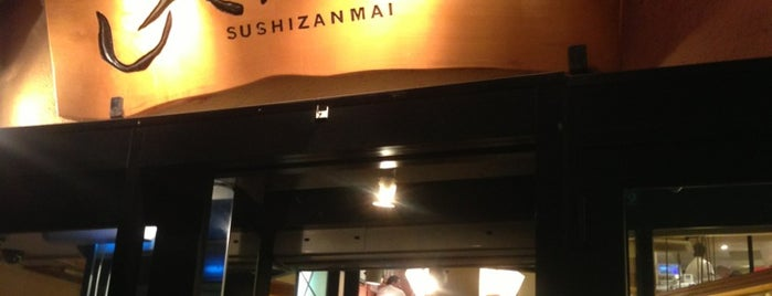 Sushizanmai is one of VENUES of the FIRST store.