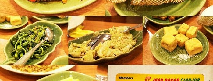 Ikan Bakar Cianjur is one of Favorite Food.