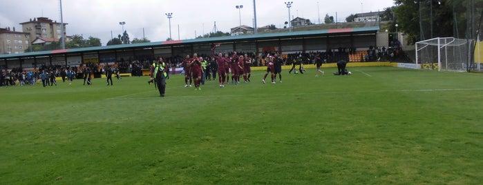 Campo La Florida is one of Campos de fútbol.