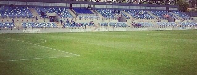 """Campo De Futbol """"Ciudad De Puertollano"""" is one of Campos de fútbol."""