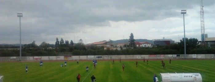Estadio Municipal Río Seco is one of Campos de fútbol.