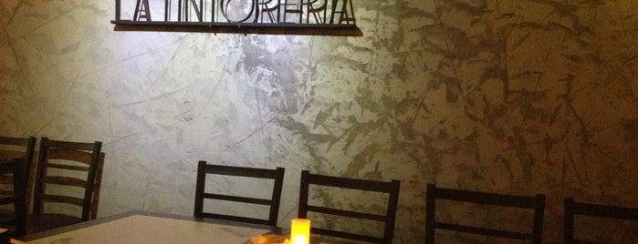 La Tintorería is one of Lugares con buena comida.