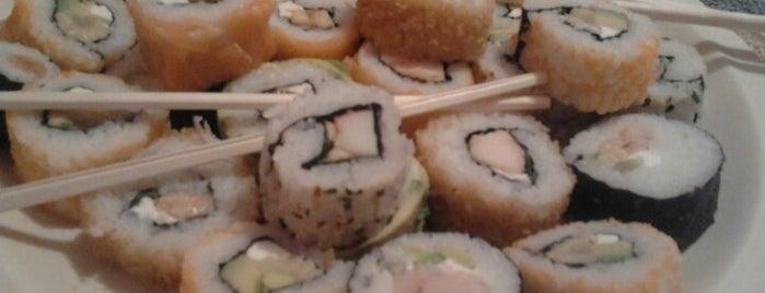 Sakana Sushi Delivery is one of sushis probados por mi!.