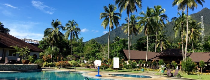 Sheridan Beach Resort & Spa is one of Filipinler-Manila ve Palawan Gezilecek Yerler.