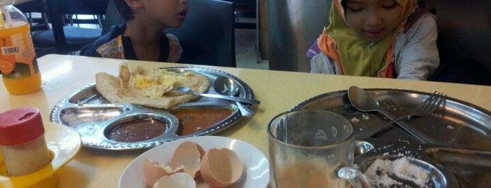 Restoren Dtaj Curry House is one of makan @ KL #16.