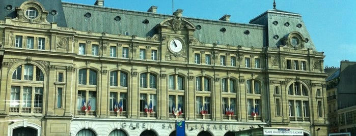 Gare SNCF de Paris Saint-Lazare is one of Paris - best spots! - Peter's Fav's.