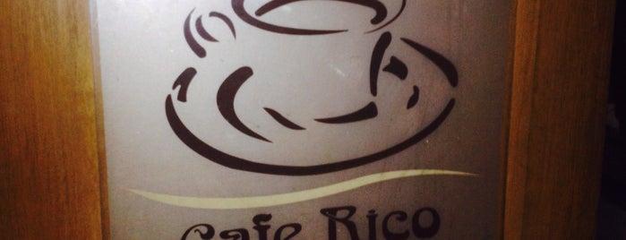 Café Rico is one of Restaurantes Venezuela.