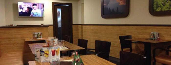 Pellegrini is one of Cafés.