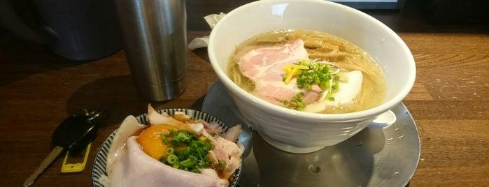 麺道 麒麟児 is one of ラーメン.