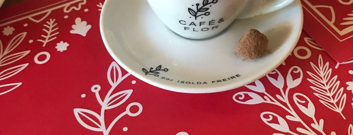 Café & Flor is one of Casa NINA.