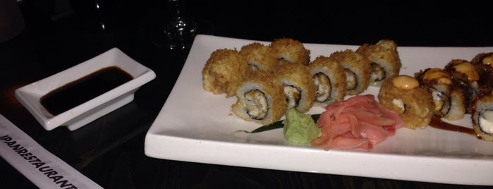 Jpan Sushi Restaurant is one of Favorite Places.
