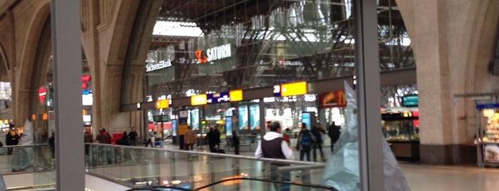 Promenaden Hauptbahnhof Leipzig is one of Leipzig.