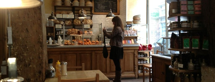 Le Pain Quotidien is one of Gezmece, tozmaca !.