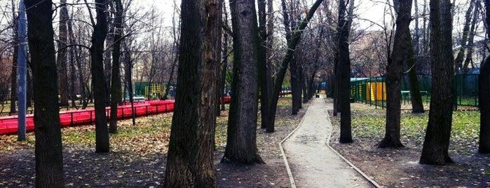 Щемиловский детский парк is one of Сады и парки Москвы.
