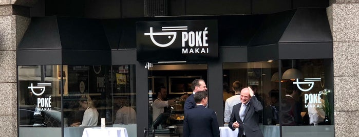 Poké Makai is one of Köln.