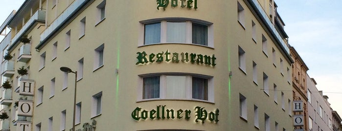 Hotel Coellner Hof is one of myhotelshop.