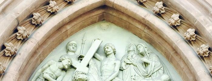 Stiftskirche St. Clara is one of Dortmund - must visits.
