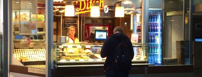 Ditsch is one of Alles in Hamburg.