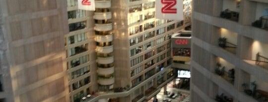 CNN Center Atrium is one of Atlanta At Its Best.