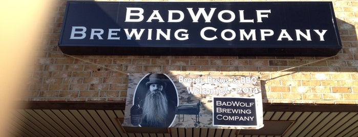 BadWolf Brewing Company is one of Drink!.