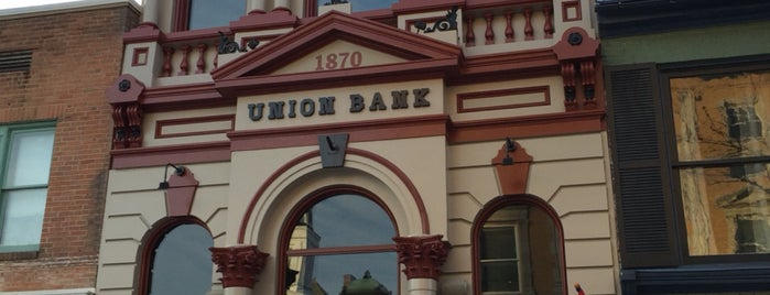 Union Jack Pub & Restaurant is one of Drink!.