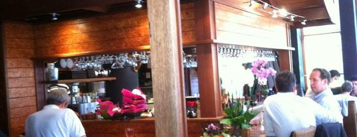 Thaï Café is one of Ixelles.