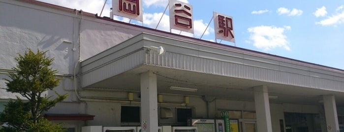 Okaya Station is one of 201405_中山道.