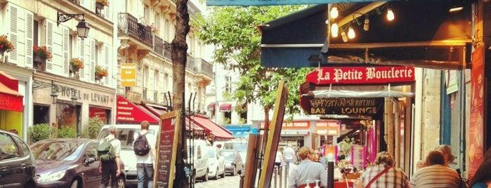 Hostellerie de l'Oie qui fume is one of paris.