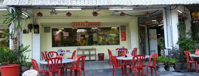 Restaurant Teak Kee 德记饭店 is one of Eat❷.