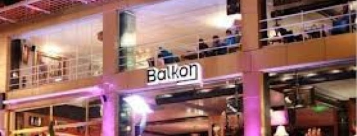 Balkon is one of Nargile Istanbul.