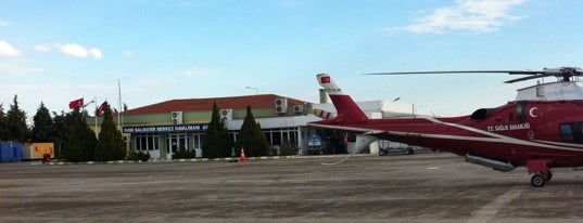 Balıkesir Merkez Airport (BZI) is one of Airports in Turkey.
