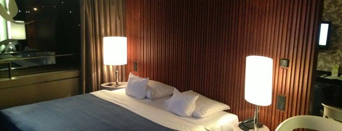 Hotel Yasmin is one of TREND Top restaurants.