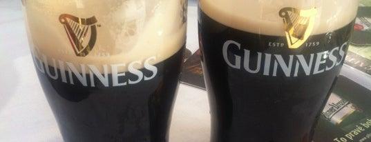 Caffrey's Irish Bar is one of Nemzetközi kocsmalista.