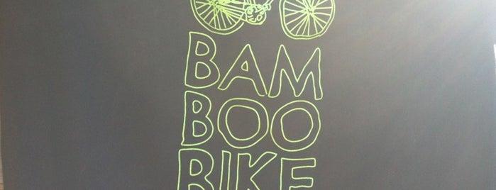 Bamboo Bike Studio is one of Camden Tips.