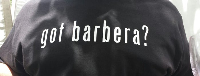 Barbera Wine Festival is one of Establishments to Frequent.