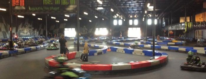 RPM Indoor Kart Racing is one of Establishments to Frequent.