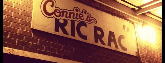 Connie's Ric Rac is one of Must-visit Comedy Clubs in Philadelphia.