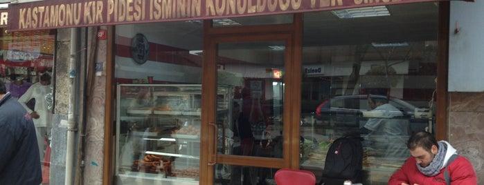 Kastamonu Kır Pidesi is one of Gidip Yemeli.