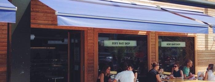 Bob's Bake Shop is one of Paris - Coffee.