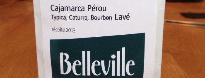 Belleville Brûlerie - Paris is one of Paris - Coffee.