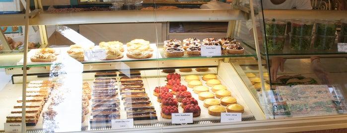 Boris is one of Bakery in Paris.