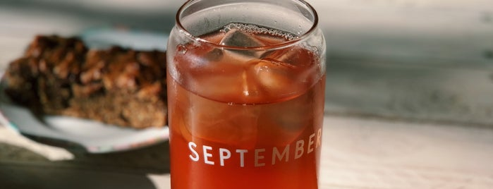Café September Surf is one of To drink in North America (E).