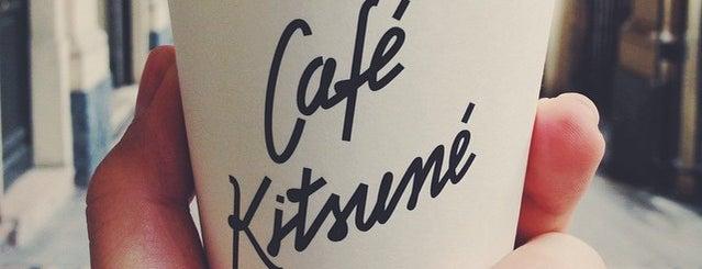 Café Kitsuné is one of Paris - Coffee.