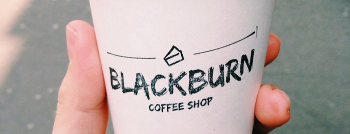 Blackburn Coffee is one of Paris - Coffee.