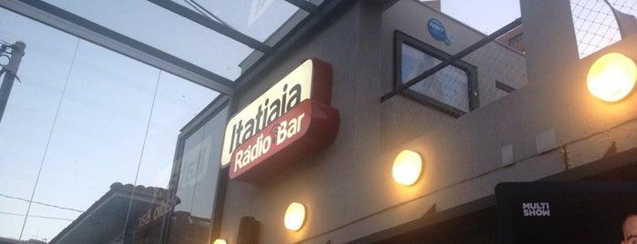 Itatiaia Radio Bar is one of Eu bebo sim e, estou vivendo..