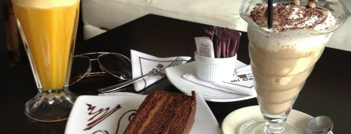 Mi Café is one of Roscas.