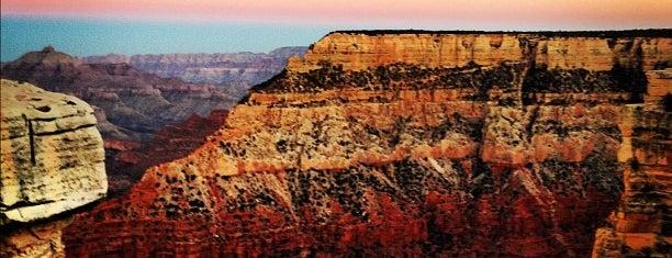 Parque Nacional del Gran Cañón is one of Bucket List Places.