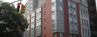 NYU Second Street Residence Hall is one of Printing Around NYU.