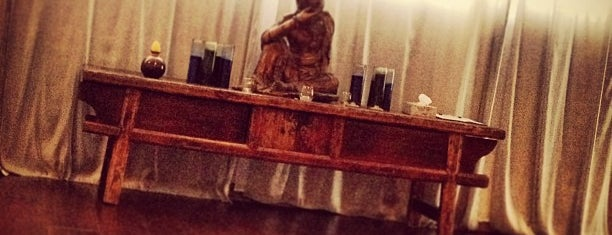 The Yoga Room is one of Yoga @ New York City.