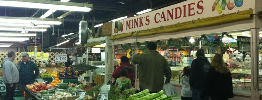 Allentown Farmers Market is one of PA Shooflyer.